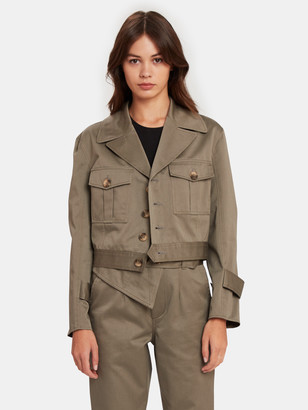 TRAVE Monroe Crop Jacket