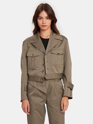 Monroe Trave Crop Jacket