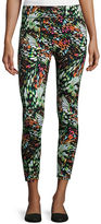 MIXIT Mixit Fairy Wing Print Crop Leggings - Tall