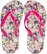 Molo Seashell Zeppo Flip Flops