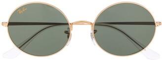 Ray-Ban Oval Frame Sunglasses