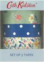 Cath Kidston Littlemore Flowers Set of 3 Printed Paper Sticky Tapes