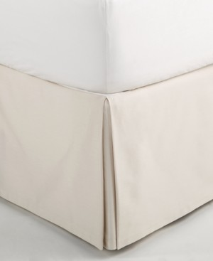 Hotel Collection Iridescence Cotton Queen Bedskirt, Created for Macy's Bedding