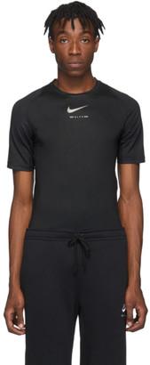 Alyx Black Nike Edition Logo T-Shirt