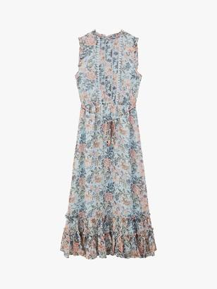 Oasis Farmhouse Dress, Light Blue
