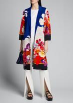Kobi Halperin Estee Floral Print Topper Jacket