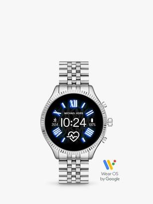 Michael Kors Women's Touch Screen Bracelet Strap Smartwatch
