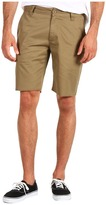 Brixton Toil Short (Khaki) - Apparel