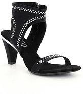 Onex Dancer Elastic Stone Embellished Dress Sandals