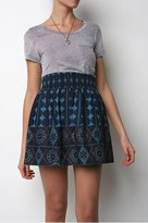 Ecote Voile Tapestry Skirt