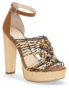Jessica Simpson Ignatia High Heel Sandals Women's Shoes