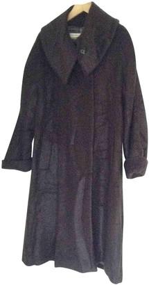Ramosport Brown Wool Coat for Women