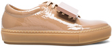 Acne Studios Adriana Patent Leather Sneakers
