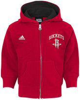 adidas Babies' Houston Rockets Full-Zip Hoodie