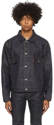 Levi's Vintage Clothing Levis Vintage Clothing Blue Denim Rigid 1953 Type II Jacket