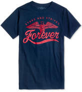 American Rag Men's Home of The Brave Print T-Shirt, Created for Macy's