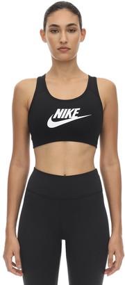 Nike Swoosh Futura Sports Bra