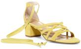 Adrienne Vittadini Alesia Strappy Block Sandal