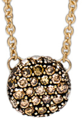 Michael Aram Molten 18K 0.69 Ct. Tw. Diamond Necklace