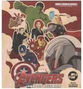 Marvel's Avengers : Age of Ultron (Unabridged) (CD/Spoken Word) (Alex Irvine)