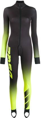 DSQUARED2 Logo Print Ski Jumpsuit