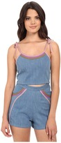 Samantha Pleet Spectrum Tank Top