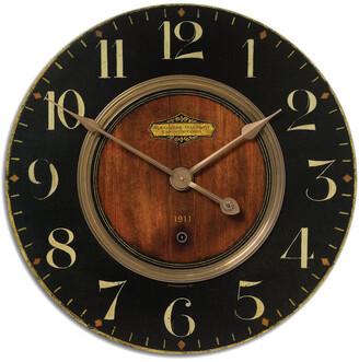 Uttermost Alexandre Martinot 23In Clock