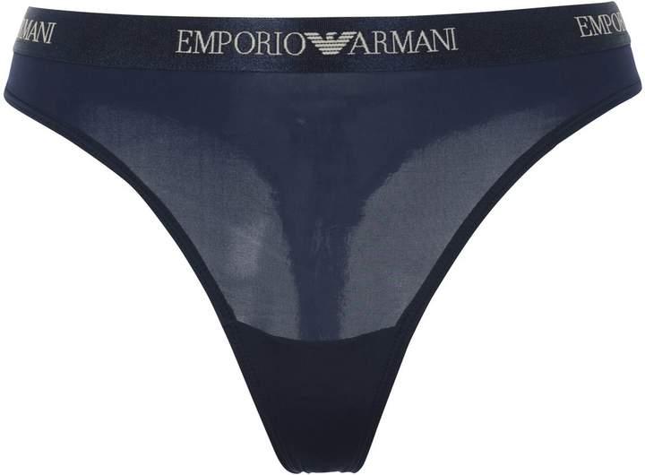 085743507 Emporio Armani Thongs for Women - ShopStyle Australia