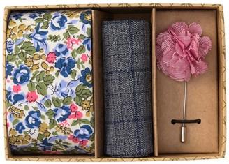 Original Penguin Levie Floral Tie 3-Piece Set