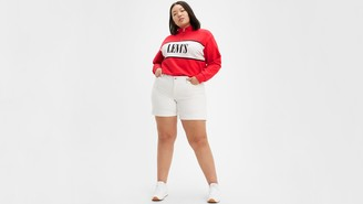 Levi's New Womens Shorts (Plus Size)