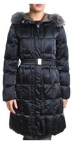 Eleventy Women's Blue Polyamide Down Jacket.