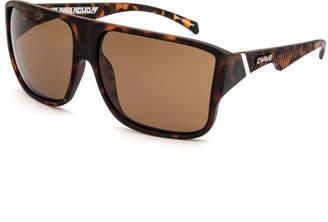 Carve Barracuda Matte Tortoise Polarized Sunglasses