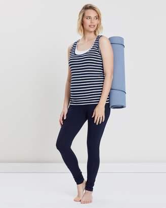 Angel Maternity Maternity & Nursing Loungewear Outfit