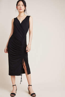 Bailey 44 Michelle Ruched Midi Dress