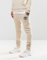 Hype Skinny Joggers With Crest Logo