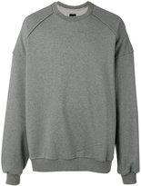 Juun.J oversized sweatshirt - men - Cotton - S