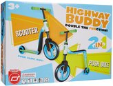 Scoot & Ride Highway Buddy Blue/Green