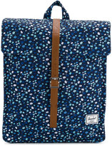 Herschel single strap floral backpack
