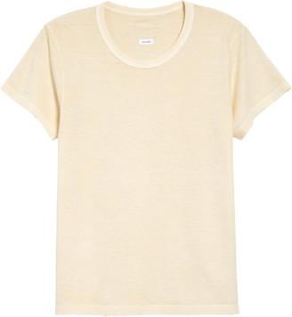 Visvim Uneven Dye A-Line T-Shirt