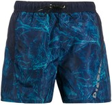 Diesel Coral Print Swim Shorts