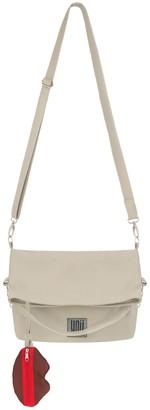 You By Tokarska Leather Handbag Filippa Beige