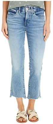 Lucky Brand Ava Crop Mini Boot in Ellenora Chew (Ellenora Chew) Women's Jeans
