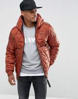 G Star G-Star Strett Utility Hooded Jacket