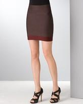 Hervé Léger Bandage Mini Skirt