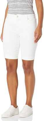 Bandolino Women's Mandie 5 Pocket Denim Bermuda Short