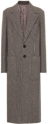 Joseph Marko houndstooth coat