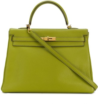 Hermes 2002 pre-owned Kelly bag