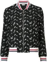 Thom Browne printed bomber jacket