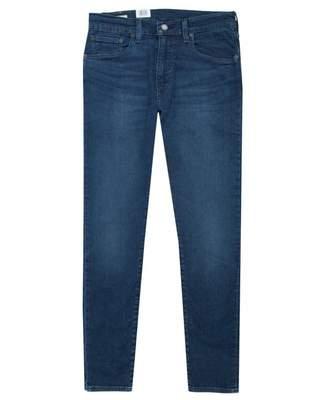 Levi's 512 Slim Tapered Fit Jeans Colour: Sage Overt, Siz
