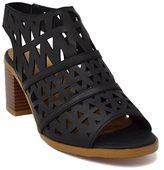 Hot Kiss Black Jenni Sandal